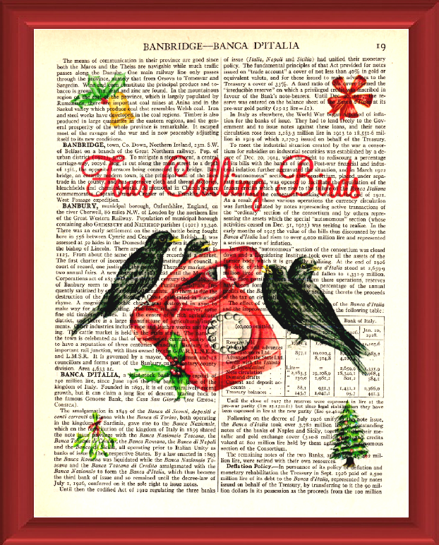 On the 4th Day of Christmas - Four Calling Birds